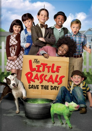 The Little Rascals Save the Day 1547x2187
