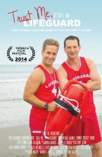 Trust Me, I'm a Lifeguard poster