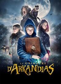 Das magische Buch von Arkandias poster