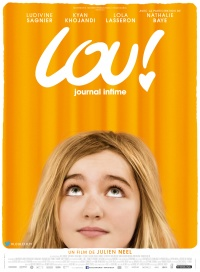 Lou! Journal infime poster