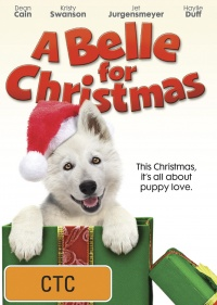 A Belle for Christmas poster