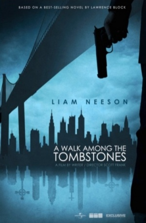 A Walk Among the Tombstones 376x572