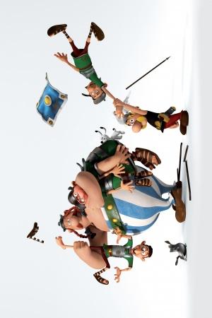Asterix im Land der Götter 3333x5000