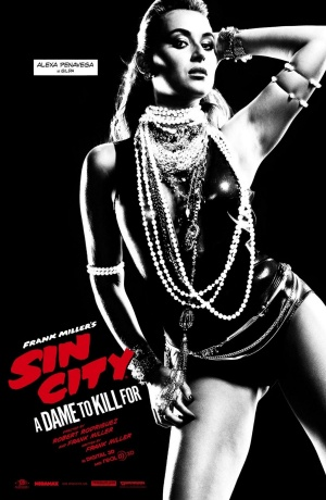 Sin City: A Dame to Kill For 1200x1840