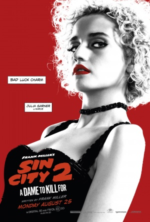 Sin City: A Dame to Kill For 3376x5000