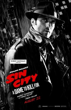 Sin City: A Dame to Kill For 668x1024