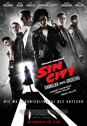 Sin City: A Dame to Kill For 2000x2883