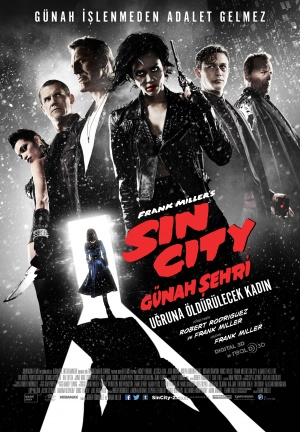 Sin City: A Dame to Kill For 2067x2978