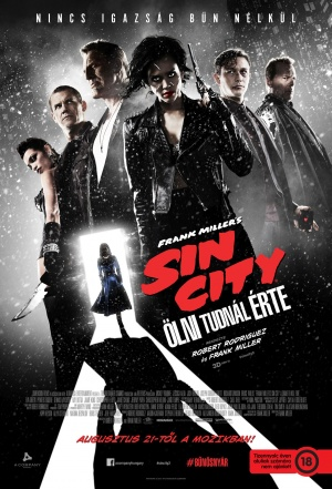 Sin City: A Dame to Kill For 1406x2067