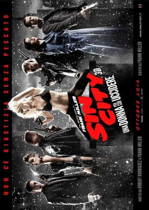 Sin City: A Dame to Kill For 1263x1772