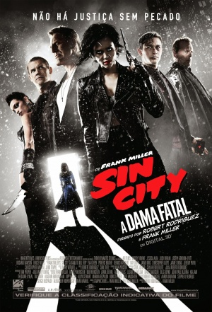 Sin City: A Dame to Kill For 1394x2048