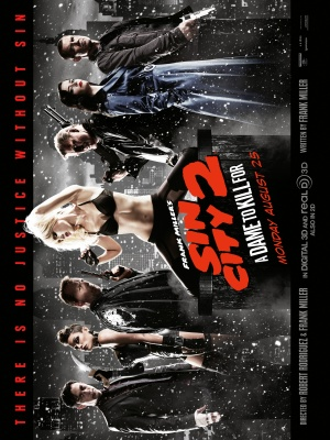 Sin City: A Dame to Kill For 3750x5000