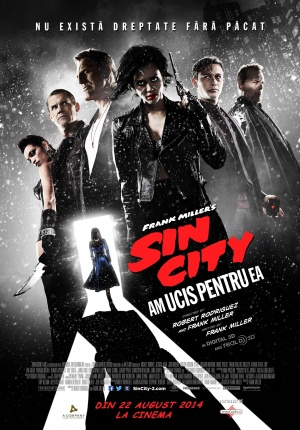 Sin City: A Dame to Kill For 1956x2806