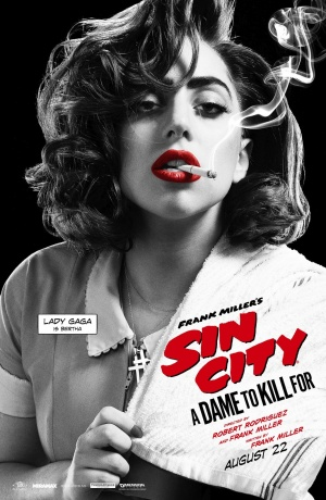 Sin City: A Dame to Kill For 1335x2048