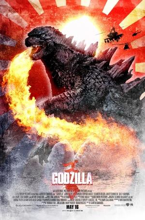 Godzilla 1000x1518