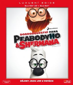 Mr. Peabody & Sherman 1181x1380