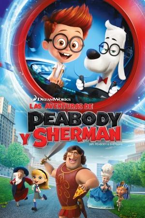 Mr. Peabody & Sherman 1400x2100
