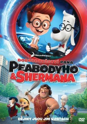 Die Abenteuer von Mr. Peabody & Sherman 700x994