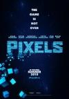 Pixeles poster