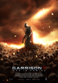 Garrison7: War Is Coming poster