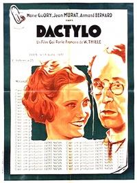 Dactylo poster