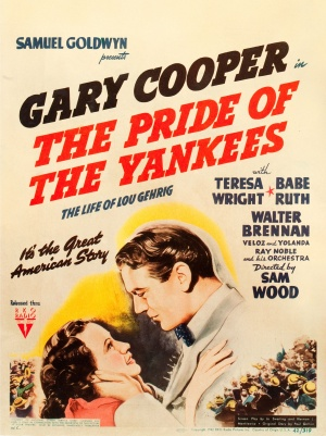 The Pride of the Yankees 2300x3077