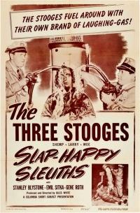 Slaphappy Sleuths poster