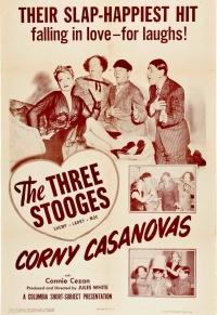 Corny Casanovas poster