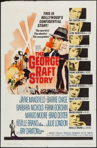 The George Raft Story poster
