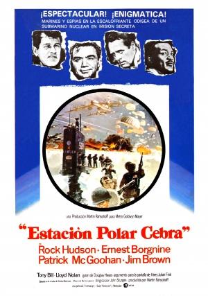 Ice Station Zebra 3300x4700