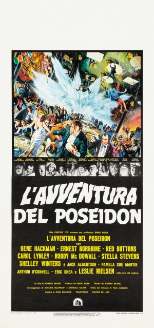 The Poseidon Adventure 1385x2950