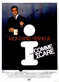 I... comme Icare poster