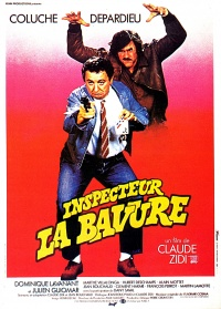 Inspecteur la Bavure poster