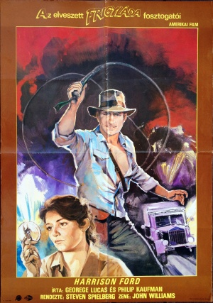 Raiders of the Lost Ark 2107x3000