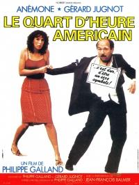 Le quart d'heure américain poster