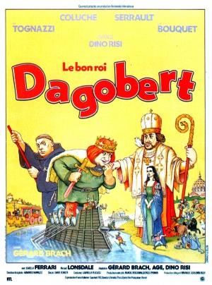 Le bon roi Dagobert 1621x2183