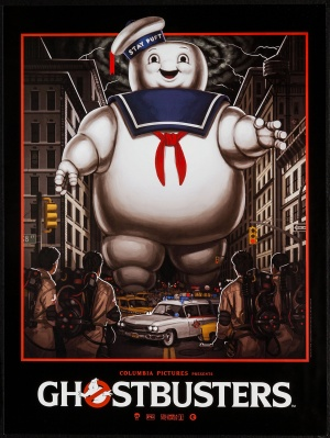 Ghostbusters 1984x2638