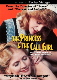 The Princess and the Call Girl poster