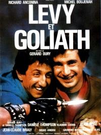 Lévy et Goliath poster