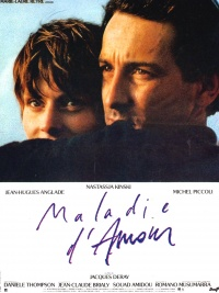 Maladie d'amour poster