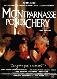 Montparnasse-Pondichéry poster