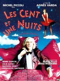 101 Nacht - Die Träume des M. Cinema poster