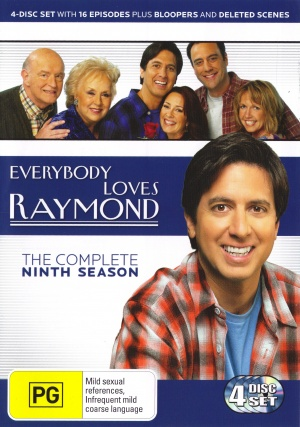 Everybody Loves Raymond 3008x4285