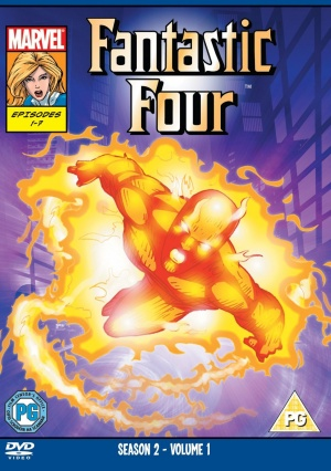 Fantastic Four 1014x1441