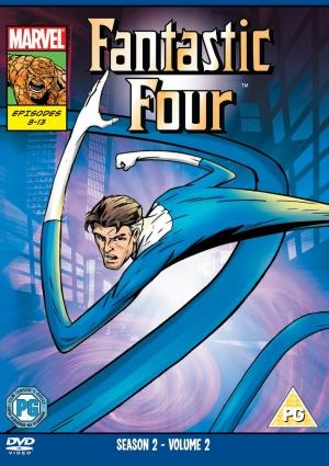 Fantastic Four 1016x1441