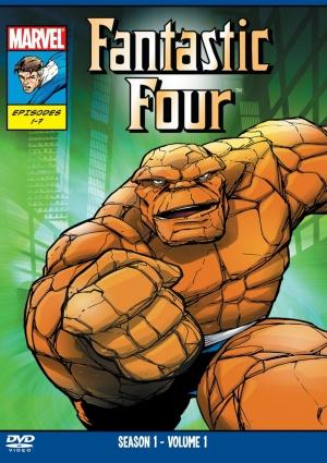 Fantastic Four 1058x1500