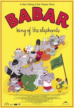 Babar: King of the Elephants 580x844