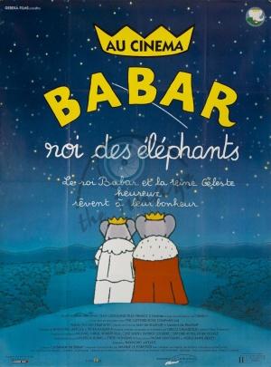 Babar: King of the Elephants 964x1300