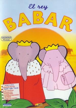 Babar: King of the Elephants 1014x1441