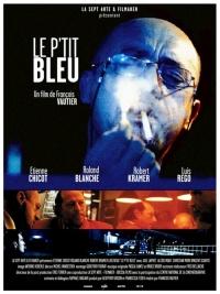 Le p'tit bleu poster